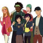 Disney XD: Grandes héroes la serie
