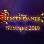 pelicula descendientes 3 estreno verano 2019