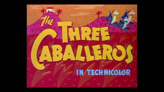 Ya disponible en blu-ray las películas Saludos Amigos y Los Tres Caballeros