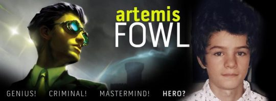 Película Artemis Fowl