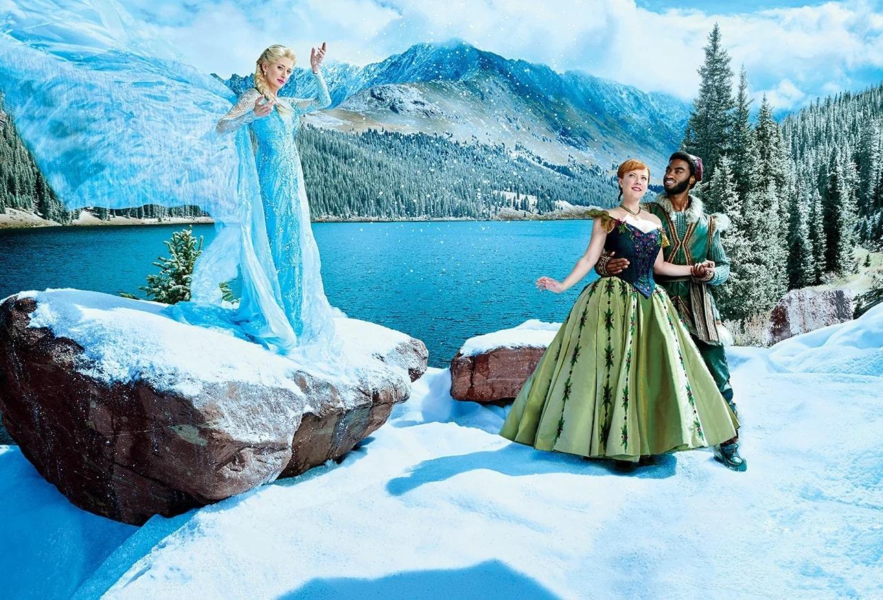 ¿Qué sabes sobre el amor?, nueva canción del musical de Frozen