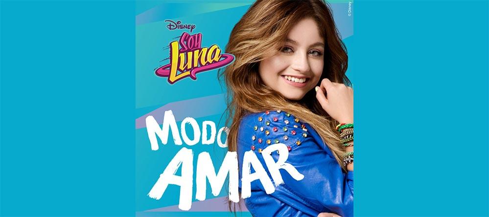 Modo Amar, nuevo disco de Soy Luna