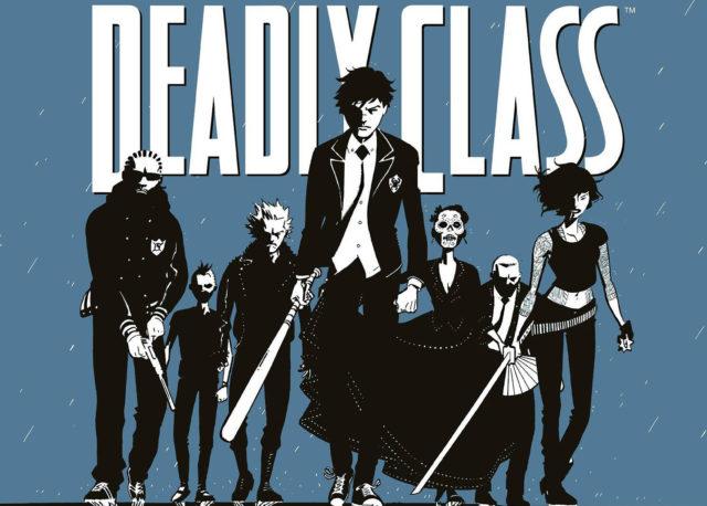 Deadly Class Syfy Maria Gabriela de Faria