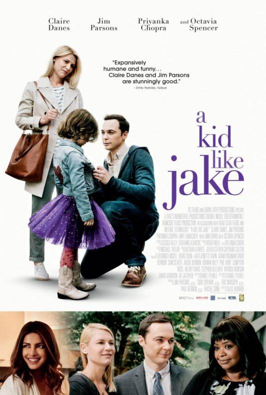 poster pelicula kid like jake