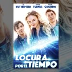 Asa Butterfield y Sophie Turner en Time Freak
