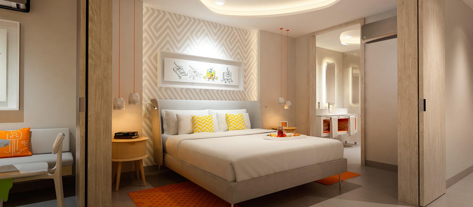 Apertura de hotel de Nickelodeon en la Riviera Maya