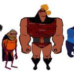 Conoce los nuevos aspirantes a superhéroes de Los Increíbles 2