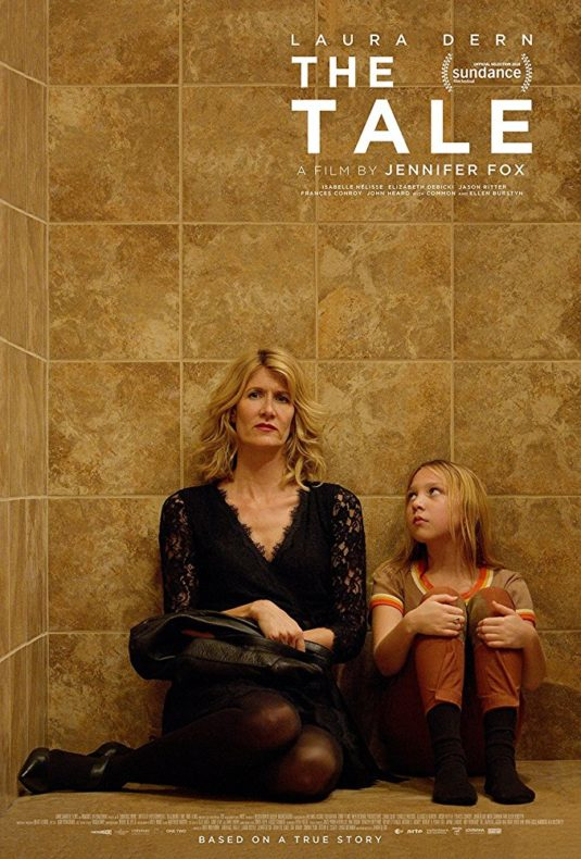 poster pelicula the tale laura dern