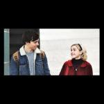 Primera fotografía de la serie Sabrina, con Kiernan Shipka y Ross Lynch