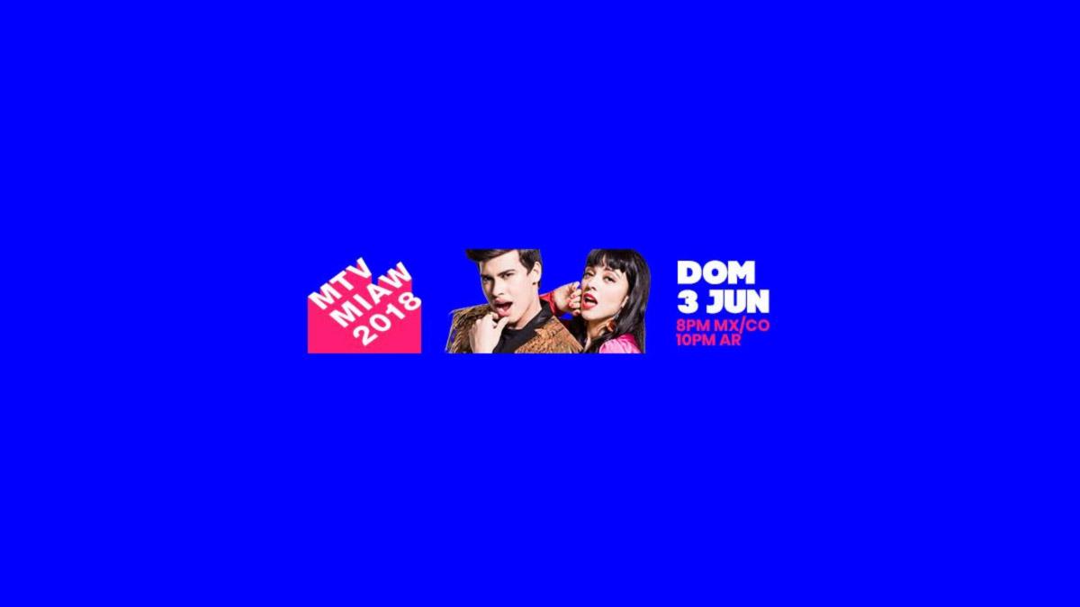 J Balvin actuará en vivo en los MTV MIAW 2018