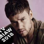 Liam Payne en los Premios MTV MIAW 2018