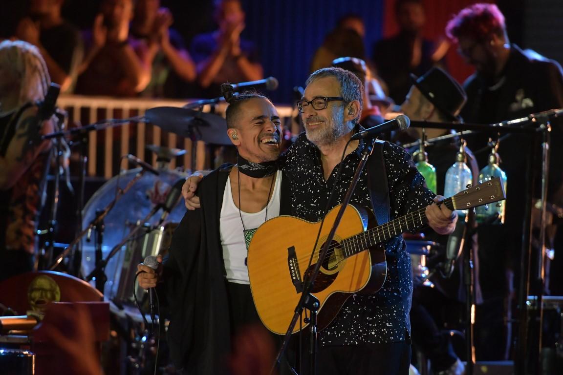 Setlist de Los Auténticos Decadentes: MTV Unplugged