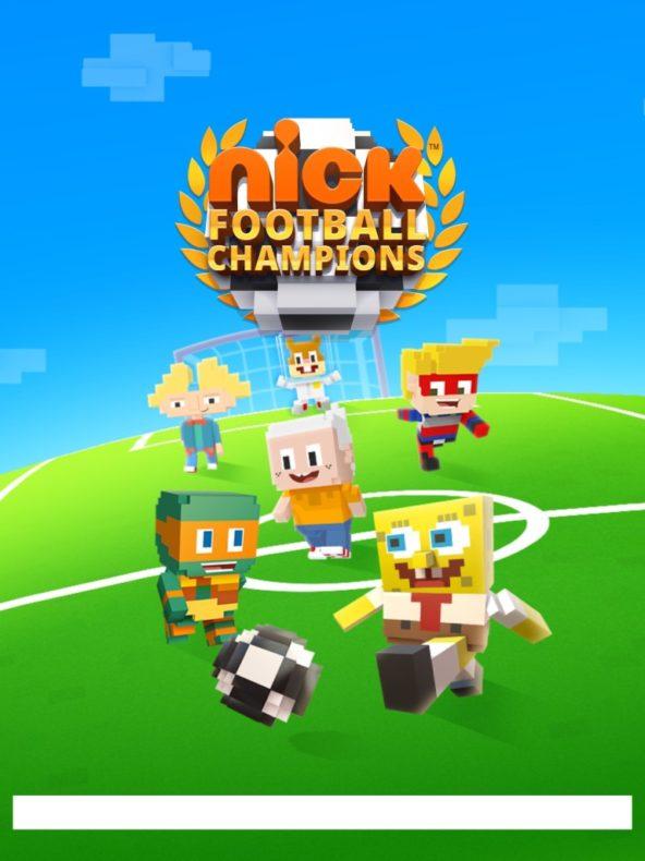 Campeones de Futbok de Nick