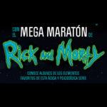 Rick y Morty: Mega maratón en I.Sat
