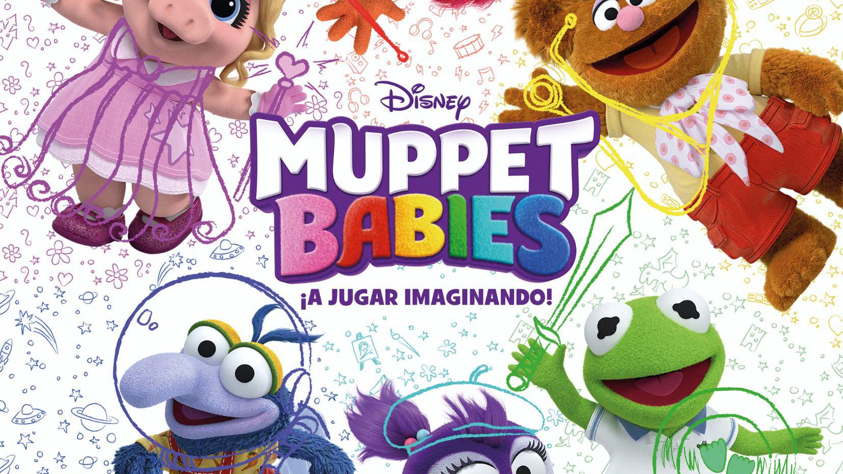 Canción de la serie Muppet Babies