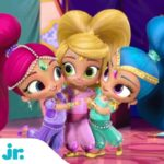 shimmer shine nick jr