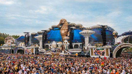 """MTV transmitirá lo mejor del festival de música """"Tomorrowland"""""""
