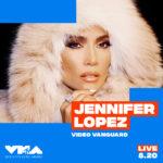 VMA Vanguard JLo