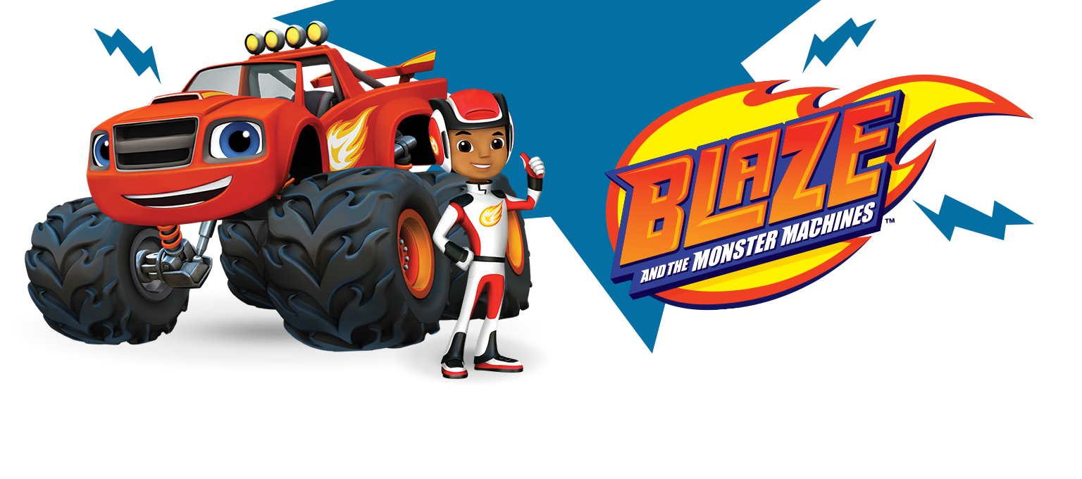 "Llega a Noggin ""Blaze & The Monster Machine"""