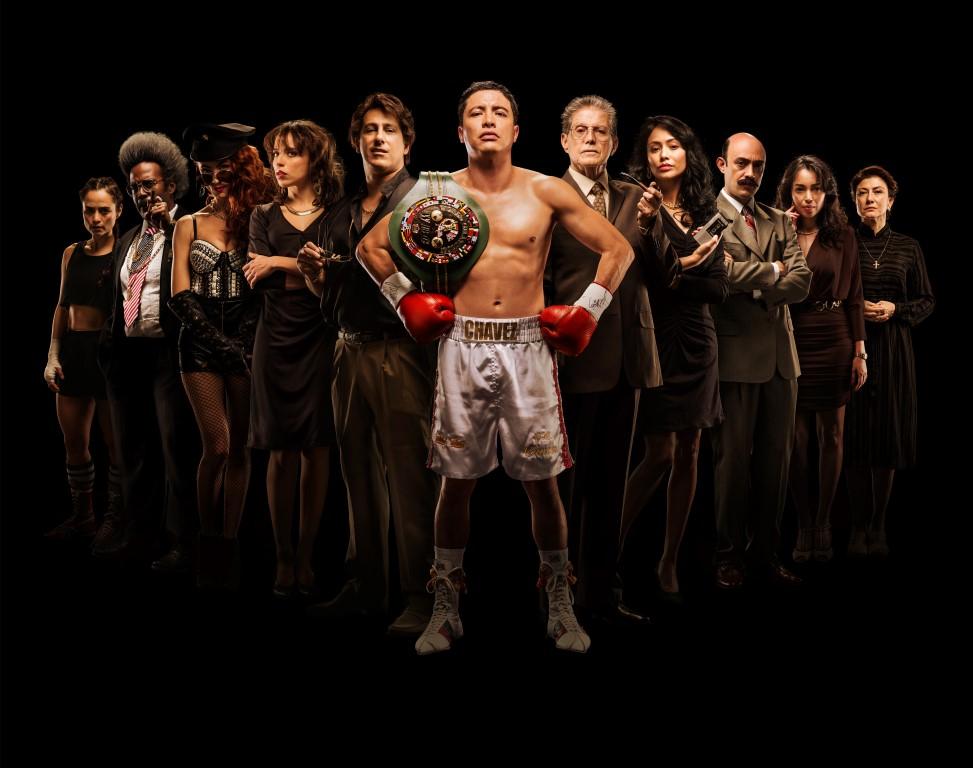 TNT Series presenta El César