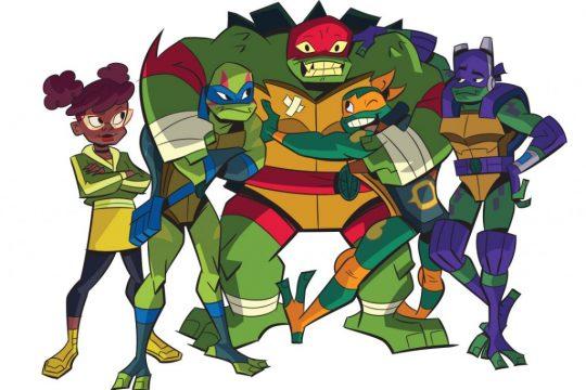 Nickelodeon presenta nueva versión en YouTube de la serie El Ascenso De Las Tortugas Ninja