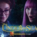 bajo el mar una historia de descendientes