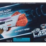 ¡Llega NERF Laser Ops Pro, una experiencia totalmente digital!