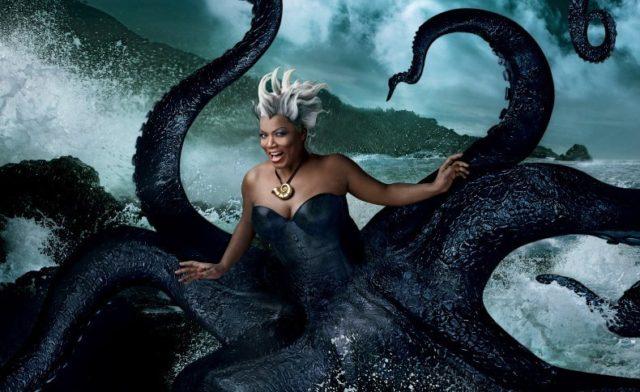 queen latifah ursula little mermaid