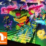 Adelántate al primer episodio de  El Ascenso De Las Tortugas Ninja