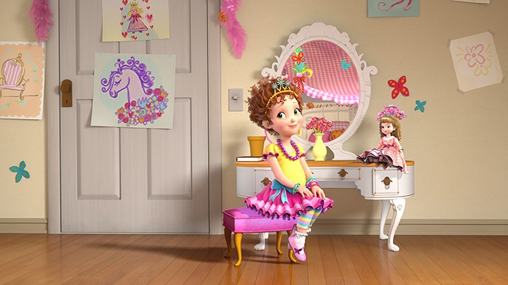 fancy nancy clancy musica y canciones