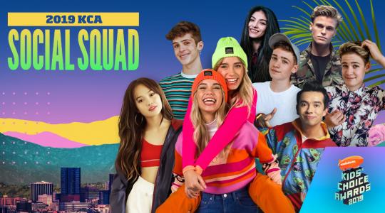 Social Squad 2019