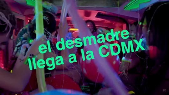 el desmadre llega a la ciudad de mexico
