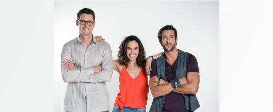 Doña Flor y sus 2 maridos estrena líder en su barra de horario