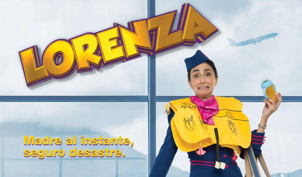 estreno serie lorenza bebe a bordo