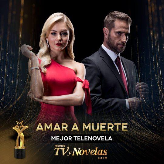 ganadores premios tvynovelas 2019 2