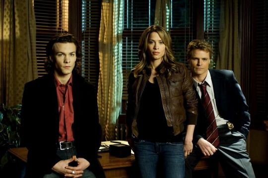 Serie Blood Ties