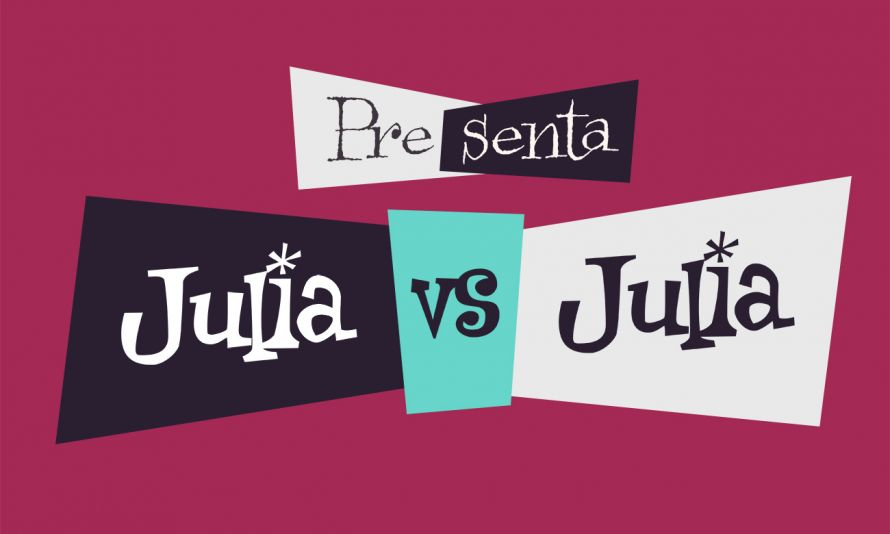 Logo Julia vs Julia
