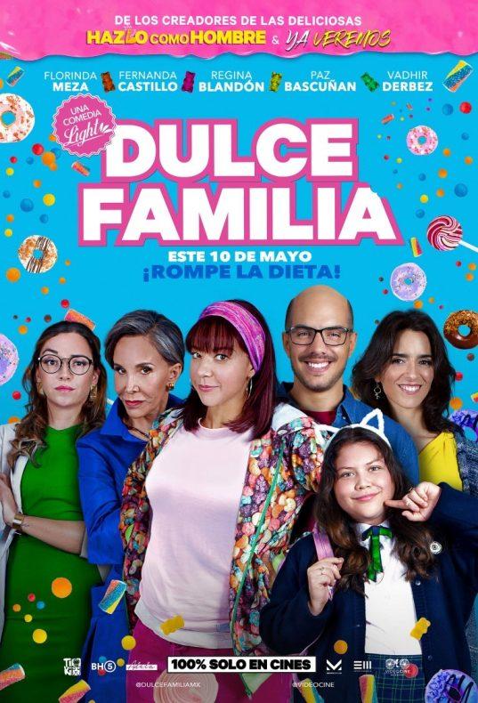 poster oficial dulce familia