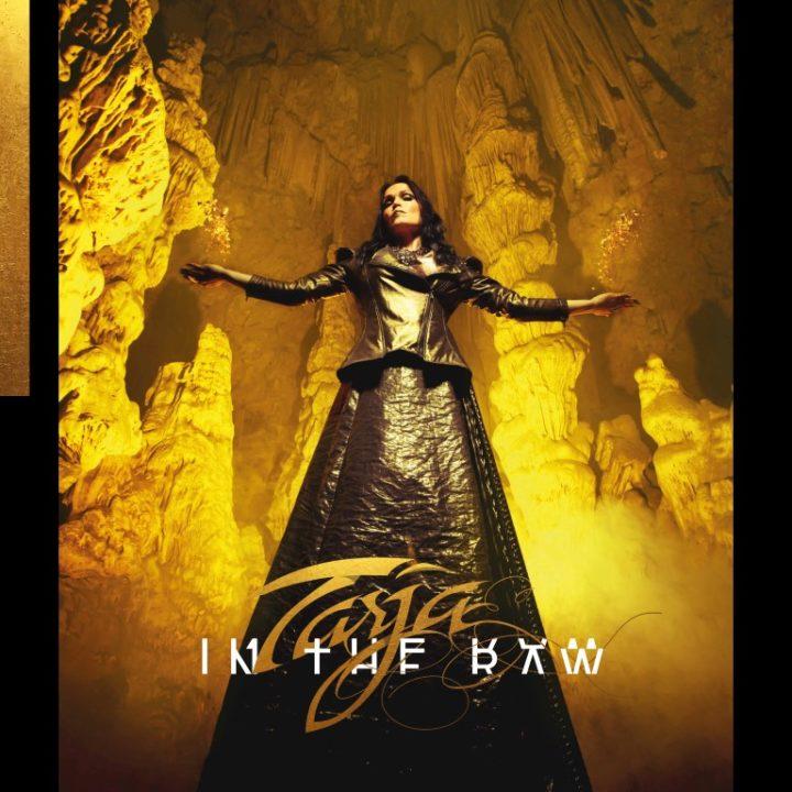 Tarja In The Raw cover  digital