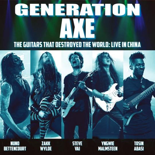 album generation axe