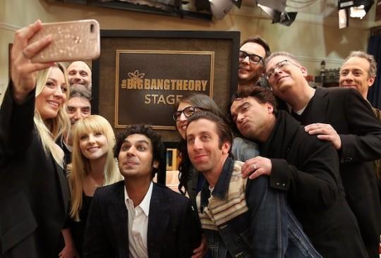 The Big Bang Theory se despide de sus fans con una emisión histórica