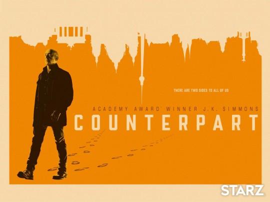 TNT Series estrena la segunda temporada de Counterpart