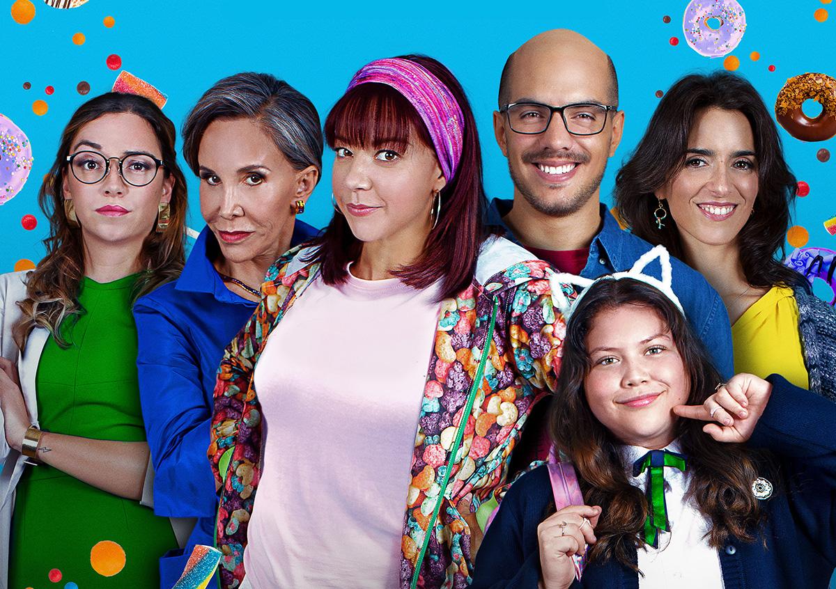 exitoso estreno dulce familia