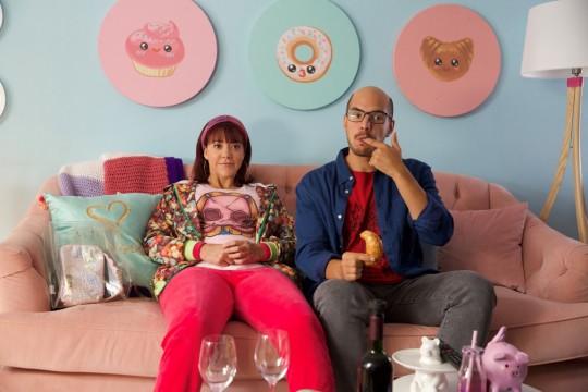 Dulce Familia estrena en México