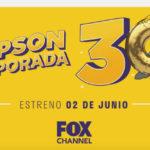 Los Simpson temporada 30, estreno 2 de junio en FOX