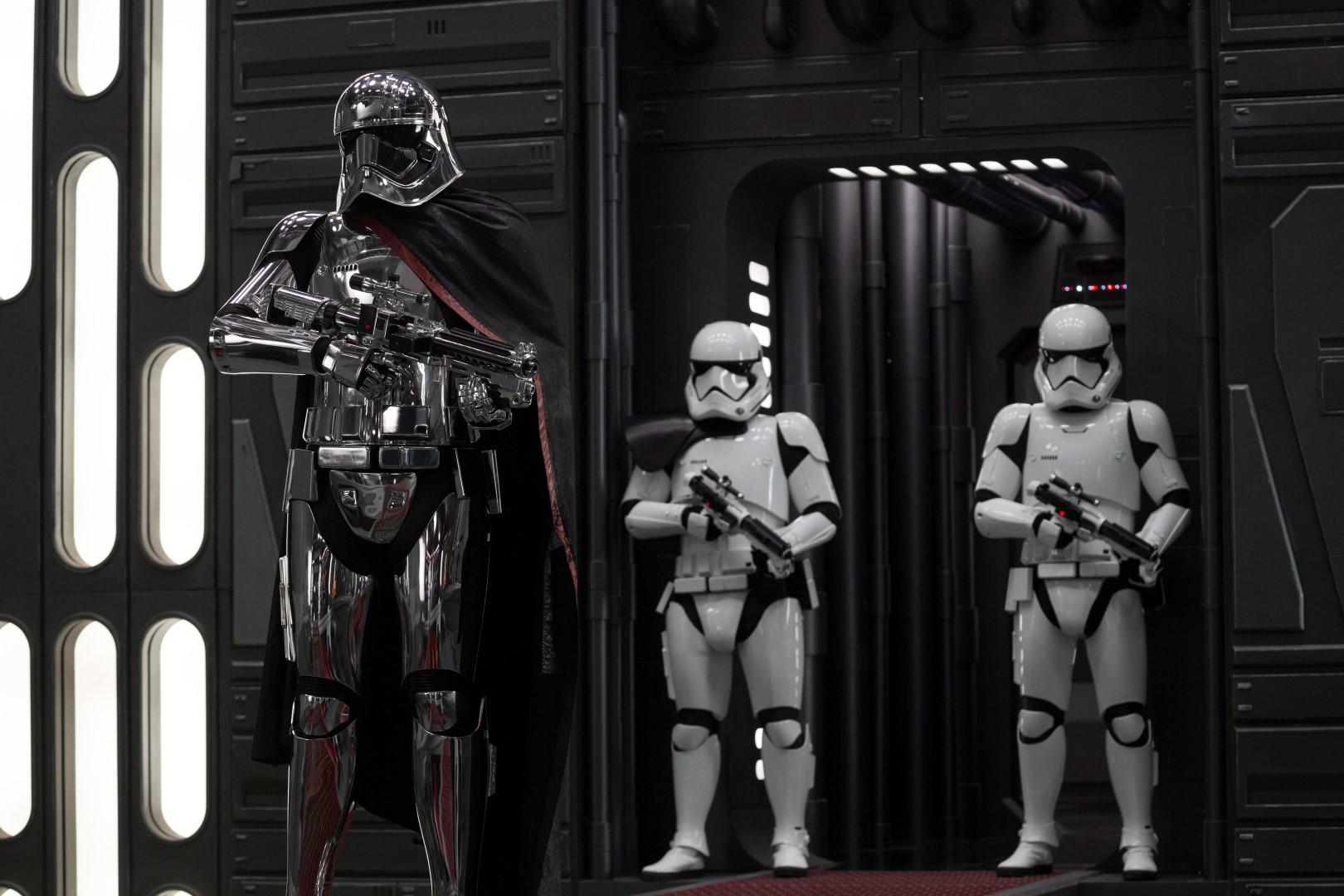 SPACE: Maratón Star Wars La Fuerza está contigo