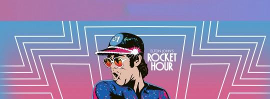 Elton John entrevistará a Taron Egerton por Rocketman