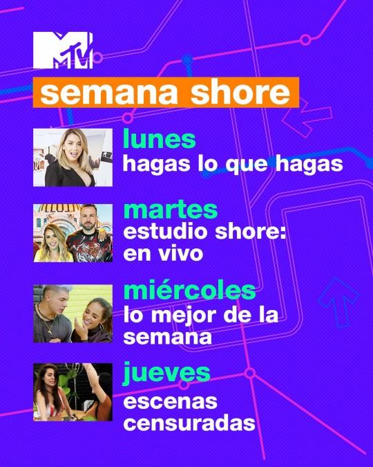 semana shore