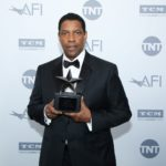 Fotos del homenaje a Denzel Washington por el American Film Institutela