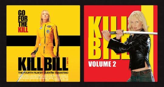 A&E transmite las dos películas de Kill BIll